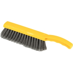 "634200SLRM Rubbermaid® Plastic Block Counter Brush, Polypropylene Fill, 8"", 1/Each"