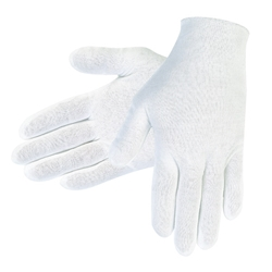 MCR Safety® Cotton Inspector Gloves, Small