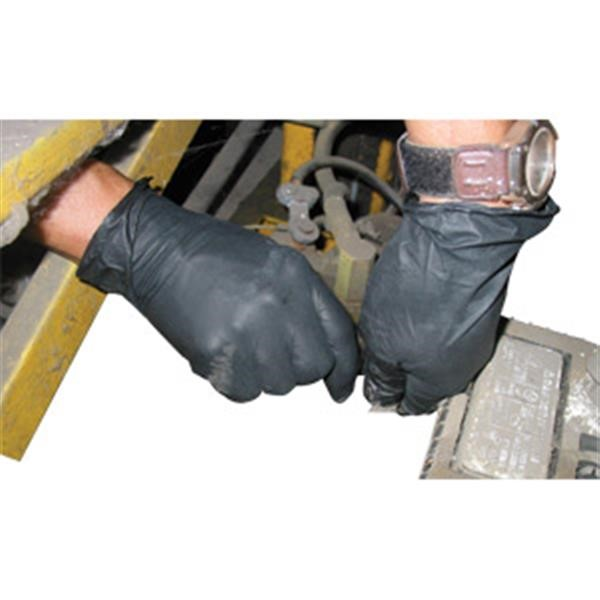 Disposable Nitrile Gloves, Large