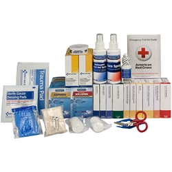 2-Shelf ANSI A+ First Aid Station Refill (For 90572AC), 1/Each