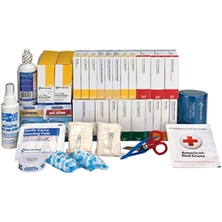 2-Shelf ANSI B+ First Aid Station Refill (For 90573AC), 1/Each