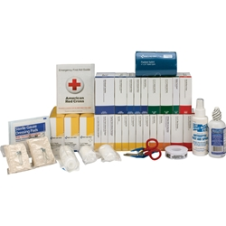 2-Shelf, 467-Piece ANSI B+ First Aid Station Refill (For 90603AC), 1/Each