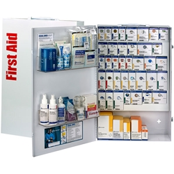 200-Person ANSI B+ XXL SmartCompliance® General Business First Aid Cabinet w/o Medications