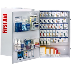 200-Person ANSI B+ XXL SmartCompliance® Food Service First Aid Cabinet w/o Medications