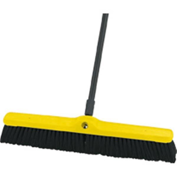 9B1000BKRM Rubbermaid® Floor Sweep, Medium, Tampico Fill
