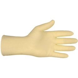 B5054LMG MCR Safety® SensaGuard™ Industry Standard Food Grade Disposable Latex Gloves