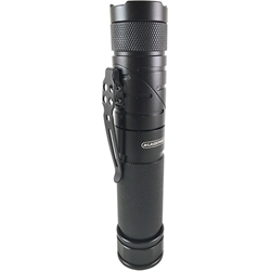 Blackfire® Twist 3AAA LED Tactical Light, Black