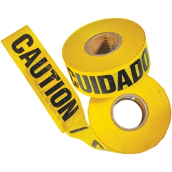TruForce™ Bilingual Barricade Tape