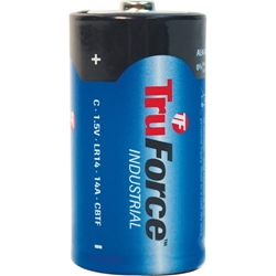 TruForce C Alkaline Batteries