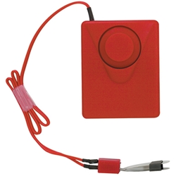 Cabinet Alarm, Red