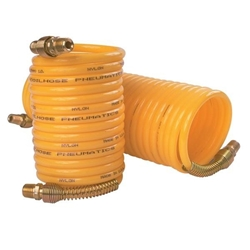 Coiled Air Hose, 12
