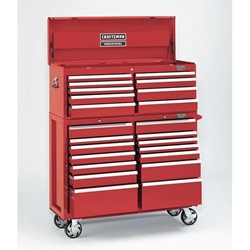 Craftsman Industrial® 5000 Series 9 Drawer Top Chest, 52""