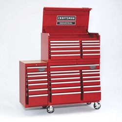 Craftsman Industrial® 7000 Series 10 Drawer Top Chest, 46""