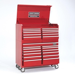 Craftsman Industrial® 7000 Series 10 Drawer Top Chest, 56""