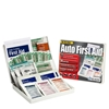 28-Piece Auto First Aid Kit