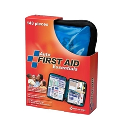 143-Piece Auto First Aid Kit