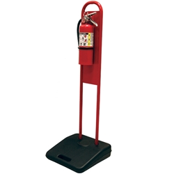 FireTech™ Fire Extinguisher Stand