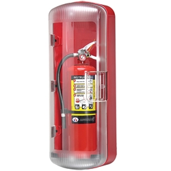 FireTech™ ABS Extinguisher Cabinet