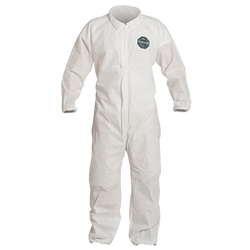 DuPont™ ProShield® 10 Coveralls w/ Elastic Wrists & Ankles, X-Large