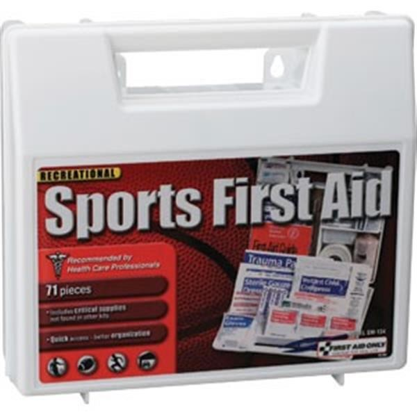 10-Person Sports First Aid Kit