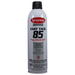 SW085SY Sprayway® Fast Tack 85 General Purpose Web Adhesive