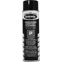 SW293SY Sprayway® P1 Precision Contact Cleaner