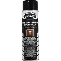 Sprayway? T1 TFE Dry Coating Lubricant & Release Agent