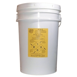 "Buckeye ABC Dry Chemical Recharge Agent, 50 lb, 12"" Dia x 19 ""H"